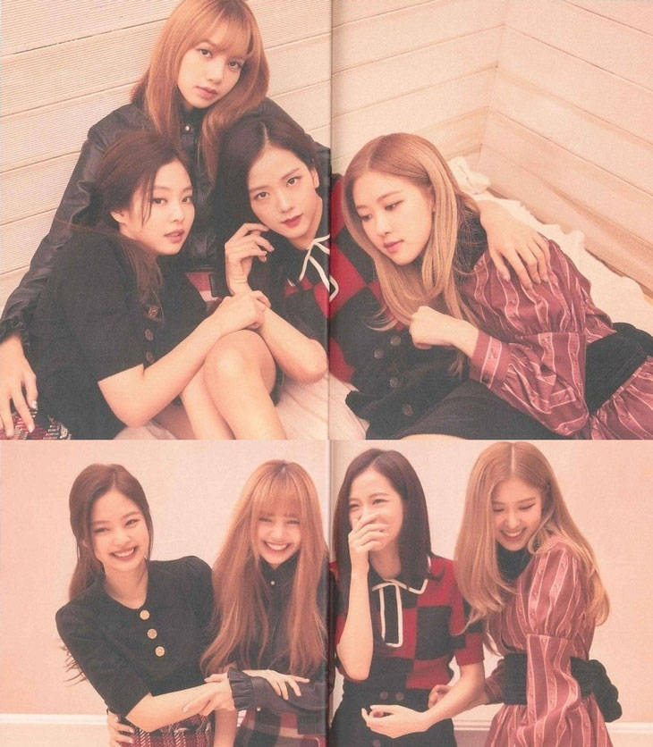 [SCAN] BLACKPINK Japan's First Official Photobook, May 22, 2019